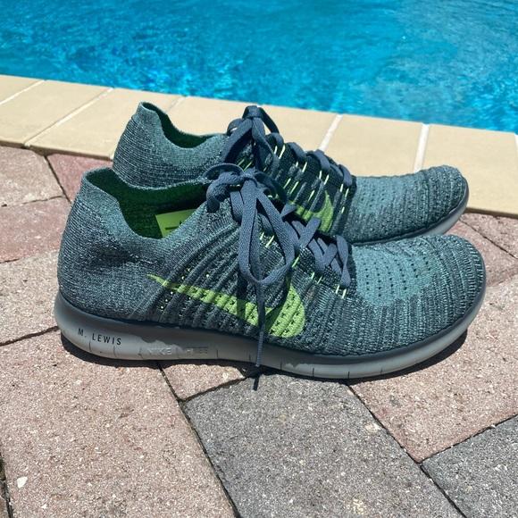 nike free running Nike Shoes | Free Rn Flyknit Mens Running | Poshmark